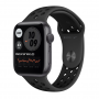 Apple Watch Nike SE GPS 40mm Space Gray Aluminum Case with Anthracite:Black Nike Sport Band (MYYF2)