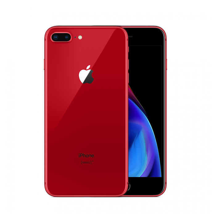 Apple iPhone 8 Plus 64Gb Red  AppleCover