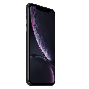 iphone xr black front 700-700