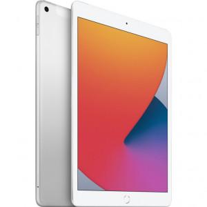 Apple iPad 10.2 Wi-Fi + LTE 128GB Silver 2020 (MYMM2)