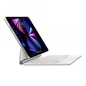 Apple Magic Keyboard Folio with TrackPad for iPad Pro 11 2021 White (MJQJ3)